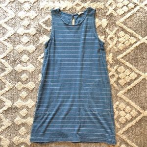 Jane and Delancey sleeveless dress with pockets